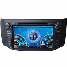 """8"""" Car Stereo DVD Player For Nissan Sentra 2012-2014 Pulsar With GPS Navigation"""