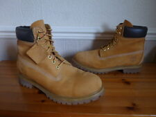 * TIMBERLAND  PREMIER BOOTS *  SIZE 9.5 MENS *