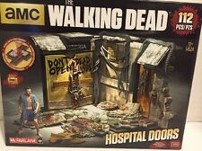 McFarlane Toys Building Sets -The Walking Dead TV - Hospital Doors