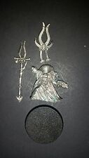 Ahriman chaos space marine sorcerer lord (40mm base) metal oop 40k