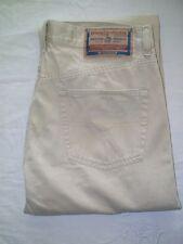 DIESEL Mens Jeans,Beige, W33 L31