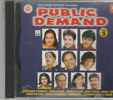 Public Demand Gulshan Kumar Vol 3 Music [Cd] T Series