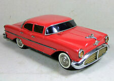MODERN TOYS RADICON 1956 NEW SEDAN altes Blechauto Tin Toy Made in Japan SUPER!