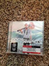 CODY SIMPSON PARADISE CD new sealed 3 RARE BONUS TRACKS target exclusive