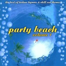 Party Beach 1 (2000) Members of Mayday, Marusha, Dr. Motte/Westbam, Dj .. [2 CD]