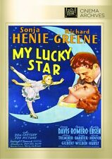 My Lucky Star DVD (1938) - Sonja Henie, Richard Greene, Cesar Romero, Joan Davis