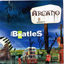 Arcano , Un Tributo a The Beatles , CD, W/ Hey Jude, Michelle, Let It Be, ect.