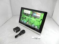 "Lenovo 10.1"" B8000-F 16GB 1GB RAM Wifi Yoga Tablet 1.2Ghz Android Silver"
