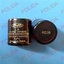 1PCS Electrolytic Capacitor NOVER 35*35mm 10000UF50V/50V10000UF