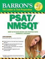 Barron's PSAT/NMSQT : The Leader in Test Preperation by Sharon Weiner Green...