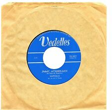 CANADA NM 1966 POP/ROCK MOD 45 RPM NATHALIE : JIMMY ATTENDS-MOI