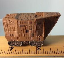 Star Wars Tatooine Sand Crawler Jawa Ship Micro Machines Galoob Action Fleet