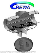 REWA Tank filter F150XL incl. calmed Inlet pot