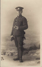 WW1 soldier DCLI Duke of Cornwall's Light Infantry Herne Bay photographer