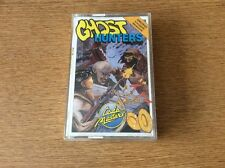 Amstrad CPC - Code Masters Ghost Hunters Cassette