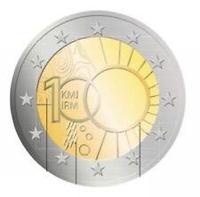 2euro commémo. Belgique 2013 - Institut royal météorologique de Belgique (neuve)