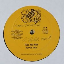 "Horace Andy ""Tell me Why"" Reggae 12"" Bebo's mp3"