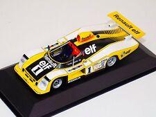 1/43 Minichamps Renault Alpine A443 1978 24 Hour of LeMans car #1