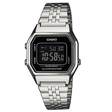 Unisex Casio retro digital bracelet watch LA680WEA-1BEF