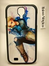 USA Seller Samsung Galaxy S4 Anime Phone case dragon ball Z android 18
