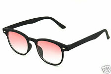 Sunglasses in Vintage Style for Man - Woman's - Flat Lenses Goggles
