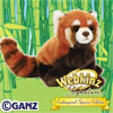 Webkinz Signature Endangered Red Panda WKSE3015 NEW with attached UNUSED code