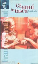 Gli Anni in Tasca (1976) - VHS MGM l' Unità - Truffault