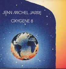 ★☆★ CD SINGLE Jean-Michel JARRE Oxygene 8 2-track CARD SLEEVE RARE  ★☆★ RARE ★☆★