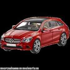 Mercedes Benz X 117 CLA Shooting Brake 2015 Jupiterrot 1:43 Neu OVP