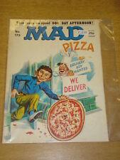 MAD MAGAZINE #173 VF THORPE AND PORTER UK MAGAZINE DOG-DAY AFTERNOON