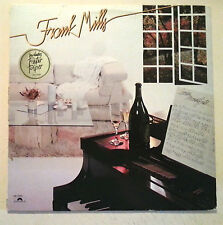 Frank Mills (1979 LP Polydor WLP PROMO Playtested PD16225) Sunday Morning Suite