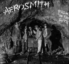 AEROSMITH - NIGHT IN THE RUTS - CD NUOVO SIGILLATO