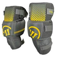 Warrior Ritual Pro ice hockey goalie knee pads senior new goal guards thigh sr