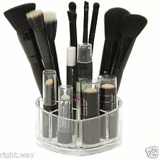 Acrylic Cosmetic Organizer Makeup Drawer Brush Lipstick Holder Cabinet Case