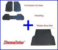 Completa De Goma protección Mat Set Para Fiat 147, Croma, Elba, Freemont, marea, Palio