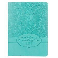I Have Loved You With An Everlasting Love Journal, By Christian Art Gifts