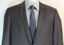 B-684 next brand men's suit jacket wool blend blazer 40 regular men