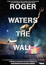 ROGER WATERS THE WALL LIVE MANIFESTO PINK FLOYD GILMOUR SEAN EVANS MUSICALE