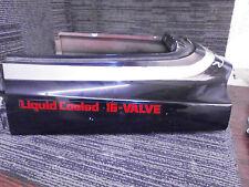 Kawasaki GPZ600 R GPZ 600 R 1985 -90 Tail Unit Seat Plastics Fairing black