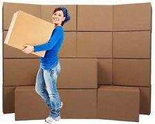 Moving Boxes - Medium Boxes - Qty: 20 Boxes - Free Expedited Shipping