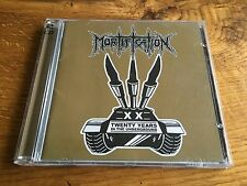 MORTIFICATION Twenty years in the underground - 2CD
