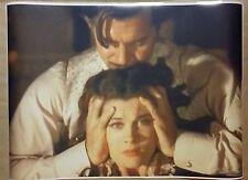 "Gone With The Wind 33"" x 24"" Movie Poster Scarlet Rhett Valentines Gift"