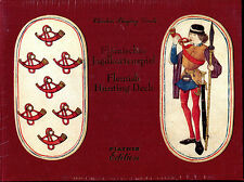 Flemish Hunting Deck Playing Cards Reproduction of 15th Century Deck by Piatnik