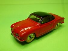 DINKY TOYS - 1:43 - NO= 187 VOLKSWAGEN KARMANN GHIA   - IN NEAR MINT  CONDITION