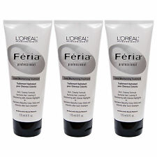 L'Oreal Feria Professional Color Moisturizing Treatment 6oz (3-PACK) (SEALED)