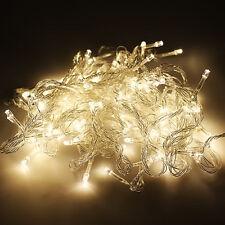 30M 300 LED Christmas Wedding Xmas Party Decor Outdoor Fairy String Light Lamp