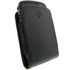 Nuevo Sellado Genuina Para Blackberry HDW-24206-001 De Cuero Estuche Bolsa 9700 9780