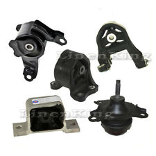 G216 02-06 Fits Honda CR-V 2.4L 4WD Engine Motor & Trans Mount Set 5Pcs For Auto