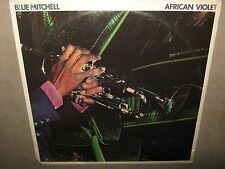 BLUE MITCHELL African Violet RARE SEALED New Vinyl LP 1977 AS-9328 Lee Ritenour