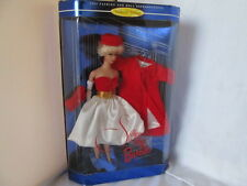 New 1997 Silken Flame Barbie 1962 Fashion & Doll Reproduction Collector Ed MIB